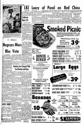 The Courier News from Blytheville, Arkansas on May 30, 1966 · Page 2