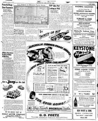 The Courier News from Blytheville, Arkansas on April 15, 1947 · Page 7
