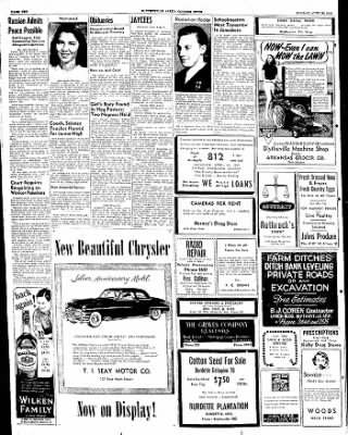 The Courier News from Blytheville, Arkansas on April 25, 1949 · Page 10