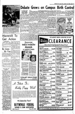 The Courier News from Blytheville, Arkansas on May 30, 1966 · Page 3