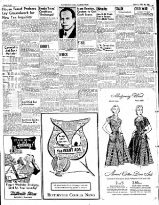 The Courier News from Blytheville, Arkansas on December 26, 1952 · Page 8