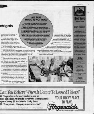 Reno Gazette-Journal from Reno, Nevada on March 12, 1998 · Page 65
