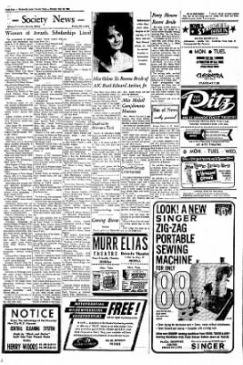 The Courier News from Blytheville, Arkansas on May 30, 1966 · Page 4