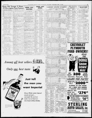Morning News from Wilmington, Delaware on May 14, 1952 · Page 34