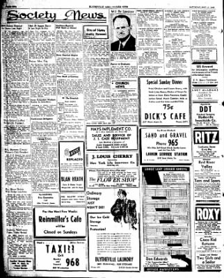 The Courier News from Blytheville, Arkansas on May 11, 1946 · Page 2