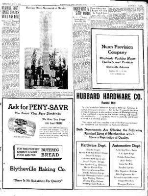 The Courier News from Blytheville, Arkansas on July 1, 1936 · Page 27