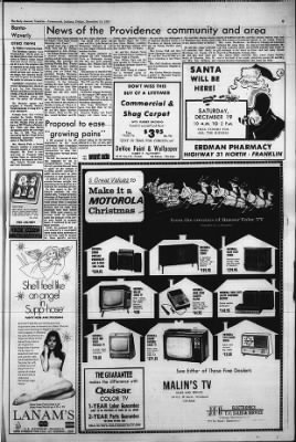 The Daily Journal from Franklin, Indiana on December 18