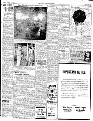 The Courier News from Blytheville, Arkansas on August 18, 1939 · Page 3