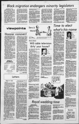 The Daily Journal from Franklin, Indiana on May 30, 1981 · Page 2