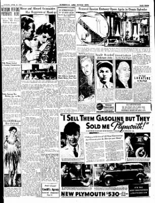 The Courier News from Blytheville, Arkansas on April 16, 1934 · Page 3