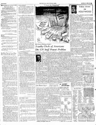 The Courier News from Blytheville, Arkansas on December 27, 1952 · Page 4