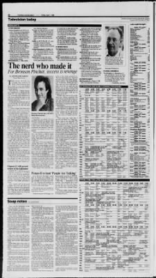 The News Journal from Wilmington, Delaware on April 1, 1988