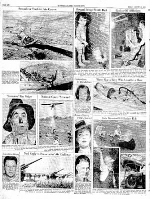 The Courier News from Blytheville, Arkansas on August 18, 1939 · Page 6