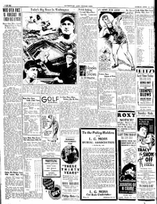 The Courier News from Blytheville, Arkansas on April 16, 1934 · Page 6