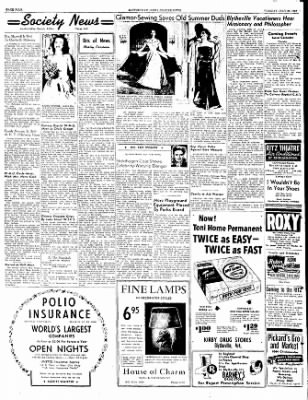 The Courier News from Blytheville, Arkansas on July 26, 1949 · Page 4
