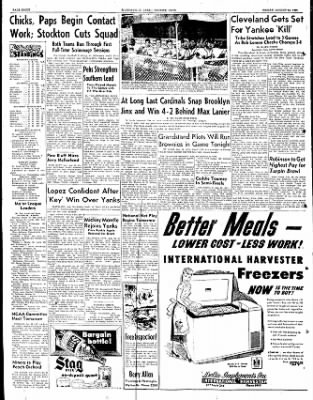 The Courier News from Blytheville, Arkansas on August 24, 1951 · Page 8