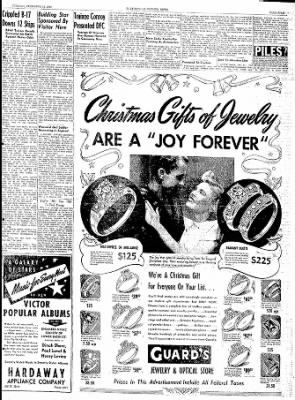 The Courier News from Blytheville, Arkansas on December 12, 1944 · Page 5