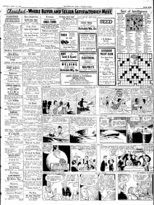 The Courier News from Blytheville, Arkansas on April 25, 1938 · Page 5