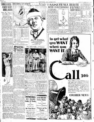The Courier News from Blytheville, Arkansas on January 17, 1931 · Page 6