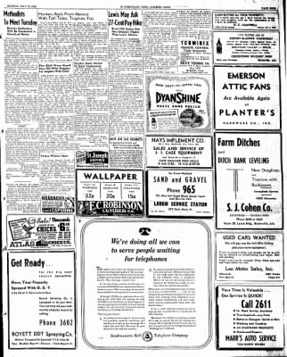 The Courier News from Blytheville, Arkansas on May 13, 1946 · Page 5
