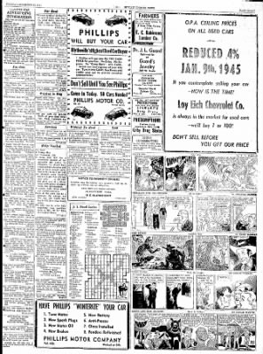 The Courier News from Blytheville, Arkansas on December 12, 1944 · Page 7