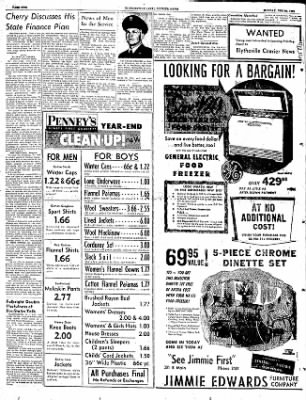 The Courier News from Blytheville, Arkansas on December 29, 1952 · Page 2