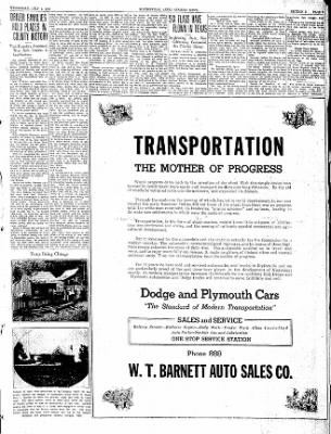 The Courier News from Blytheville, Arkansas on July 1, 1936 · Page 37