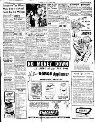 The Courier News from Blytheville, Arkansas on August 24, 1951 · Page 12