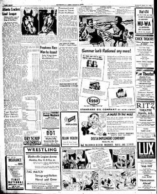 The Courier News from Blytheville, Arkansas on May 13, 1946 · Page 8