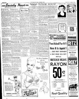 The Courier News from Blytheville, Arkansas on April 27, 1949 · Page 4