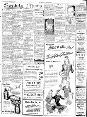 The Courier News from Blytheville, Arkansas on December 13, 1944 · Page 3