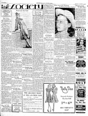 The Courier News from Blytheville, Arkansas on August 21, 1939 · Page 2