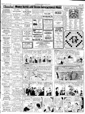 The Courier News from Blytheville, Arkansas on April 26, 1938 · Page 5