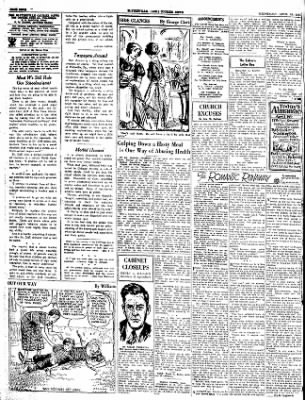 The Courier News from Blytheville, Arkansas on April 18, 1934 · Page 4