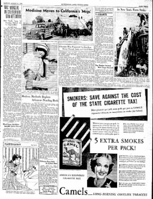 The Courier News from Blytheville, Arkansas on August 21, 1939 · Page 3