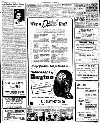 The Courier News from Blytheville, Arkansas on May 14, 1946 · Page 3