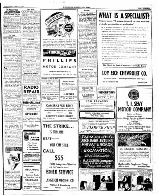 The Courier News from Blytheville, Arkansas on April 16, 1947 · Page 13