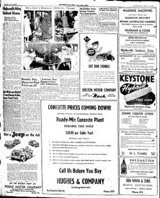 The Courier News from Blytheville, Arkansas on April 16, 1947 · Page 14