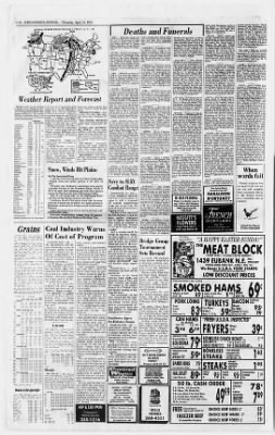 Albuquerque Journal from Albuquerque, New Mexico on April 11, 1974 · Page 82
