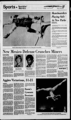 Albuquerque Journal from Albuquerque, New Mexico on October 29, 1978 · Page 73