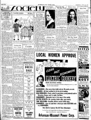 The Courier News from Blytheville, Arkansas on April 27, 1938 · Page 2