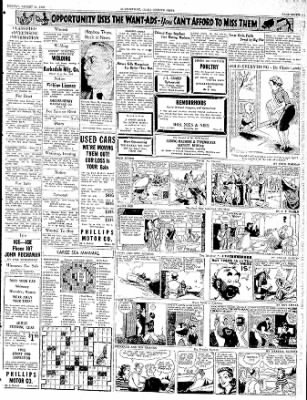 The Courier News from Blytheville, Arkansas on August 21, 1939 · Page 7