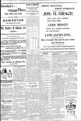 Logansport Pharos-Tribune from Logansport, Indiana on June 5, 1896 · Page 5