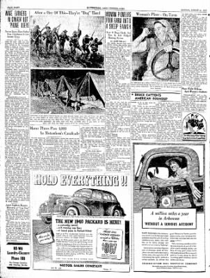 The Courier News from Blytheville, Arkansas on August 21, 1939 · Page 8