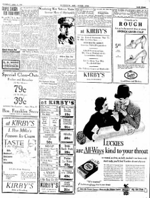 The Courier News from Blytheville, Arkansas on April 19, 1934 · Page 3