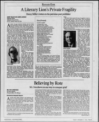 The Los Angeles Times from Los Angeles, California on December 17, 1995 · Page 217