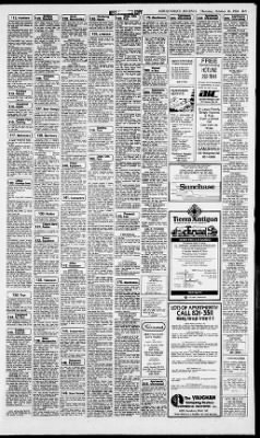 Albuquerque Journal From Albuquerque New Mexico On October 18 1984