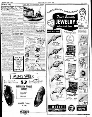 The Courier News from Blytheville, Arkansas on April 28, 1949 · Page 3