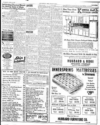The Courier News from Blytheville, Arkansas on April 17, 1947 · Page 7