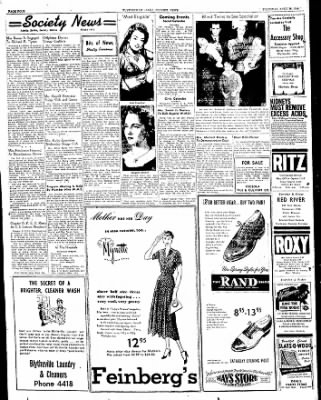 The Courier News from Blytheville, Arkansas on April 28, 1949 · Page 4